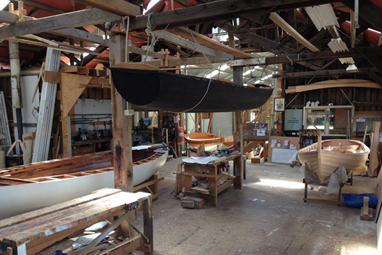 5-wooden boat centre