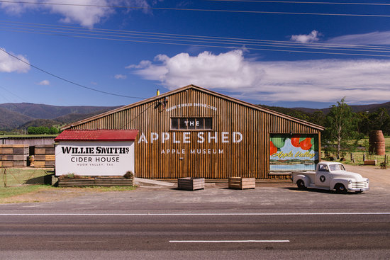 7-willie smiths apple shed